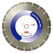 Wet Cutting Segmented Rim Blades MK-525