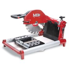 "BX-4 15 Amp 120 V 14"" Blade Capacity Electric Wet/Dry Cutting Masonry Saw"