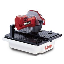 "MK-170 1.5 HP 120 V 7"" Blade Capacity Electric Wet Cutting Tile Saw"