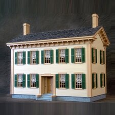 Lincoln Springfield Home Dollhouse