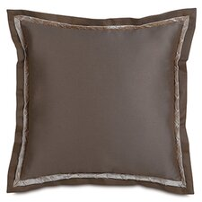 Galbraith Marion Slate Euro Sham Bed Pillow