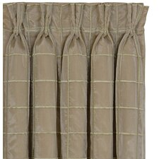 Marbella Cotton Rod Pocket Veneta Curtain Single Panel