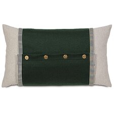 MacCallum Linen Cuff Decorative Pillow
