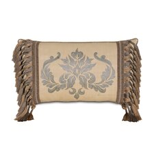 Lancaster Motif Hand Painted Pillow