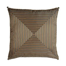 Minori Miyama Mineral Mitered Polyester Decorative Pillow
