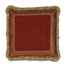 Botham Polyester Straffan Cayenne Mitered Decorative Pillow