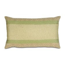 Jaya Kaylan Leaf Insert Decorative Pillow