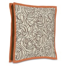 Tracery Polyester Boxed Decorative Pillow