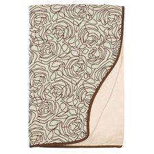 Tracery Polyester Throw