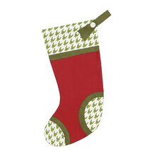 North Pole French Hen Stocking