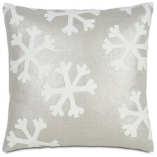 Tinsel Town Falling Snow Pillow