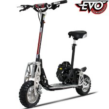 Evo 2x Big 50cc Powerboard in Black