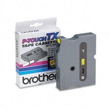 P-Touch Tx Tape Cartridge, Pt-30/35, 1/2W