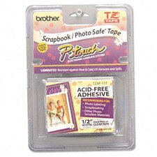 P-Touch Tz Photo-Safe Tape Cartridge For P-Touch Labelers
