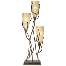 El Dorado Three Light Uplight Table Lamp