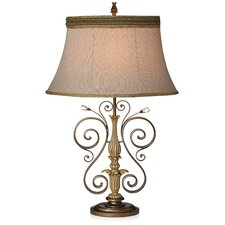Kathy Ireland Gallery Mariposa Table Lamp
