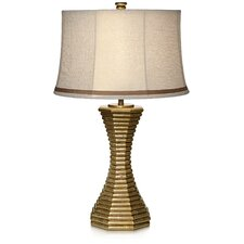 Kathy Ireland Gallery Malaysian Mystery Table Lamp