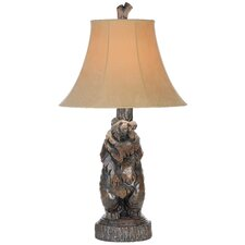 Pine Bear Table Lamp