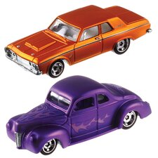 Hot Wheels Cool Classics Car Assortment