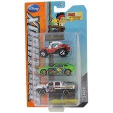 TV Heroes Die Cast Vehicles Assorted Character (3 Count)