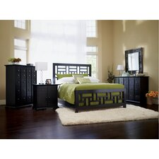 Perspectives Lattice Bedroom Set