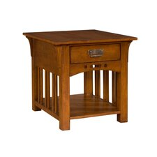 Artisan Ridge End Table