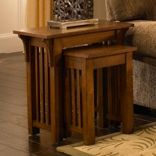 Artisan Ridge 2 Piece Nesting Tables