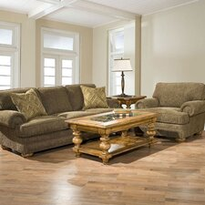 Edward Living Room Collection (Set of 4)