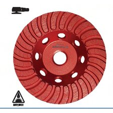 CTC32 Continuous Turbo Cup (Fine) Grinding Wheel
