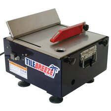 "Equipment 0.75 HP 7"" Blade Capacity Tile Breeze Saw"