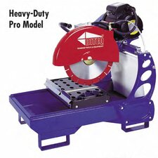 "Equipment 2 HP 115 V 14"" Blade Capacity Leeson Tile Saw"