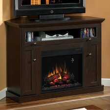 "Advantage Windsor 47"" TV Stand with Electric Fireplace"