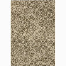 Retro Unique Beige Rug