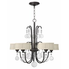 Prosecco 5 Light Chandelier