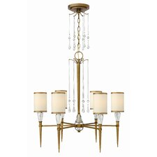 Bentley 6 Light Chandelier