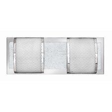 Mira 2 Light Vanity Light with Shade