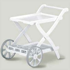 Tiffany 2 Wheel Serving Cart