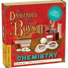 Classic Science The Dangerous Book for Boys Classic Chemistry Kit
