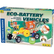 Construction Series Eco Battery Vehicle