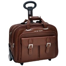 "Ceresola 17"" Detachable-Wheeled Laptop Case"