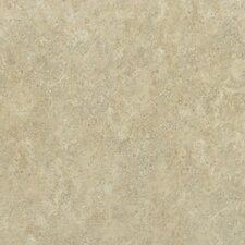 "Palmetto 17"" x 17"" Floor Tile in Beige"