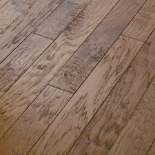 "Epic Pebble Hill 3-1/4"" Engineered Hickory Flooring in Prairie Dust"
