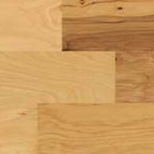 "Jubilee Honey 3-1/4"" Engineered Hickory Flooring in Spice"