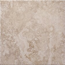 "Capri 12"" x 12"" Floor Tile in Limestone"