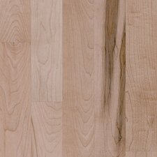 "Nantucket 3-1/4"" Solid Maple Plank Flooring in Prospect Hill"