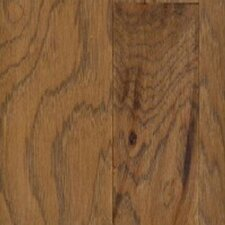 "Jubilee Honey 3-1/4"" Engineered Hickory Flooring in Burnt Amber"