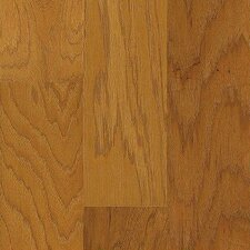 "Jubilee Honey 5"" Engineered Hickory Flooring in Antique Gold"