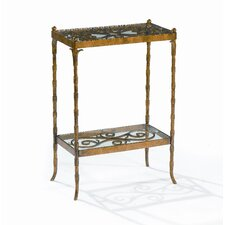 Cogne Vine Leaf End Table