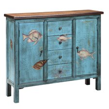 Bermuda 4 Drawer Cabinet