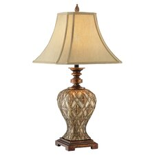 Traditions Metallic Table Lamp in Gold
